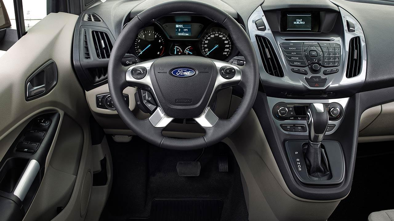 Ford Tourneo Connect - Cockpit
