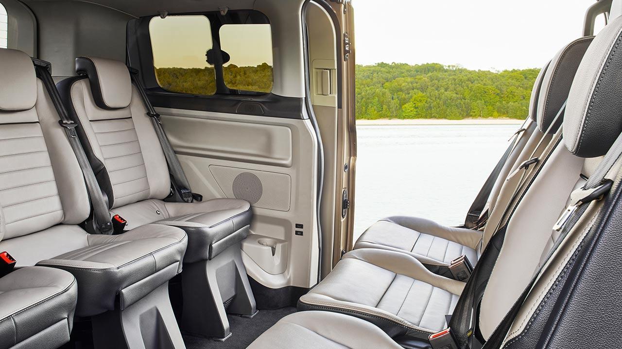 Ford Tourneo Custom - Innenraum