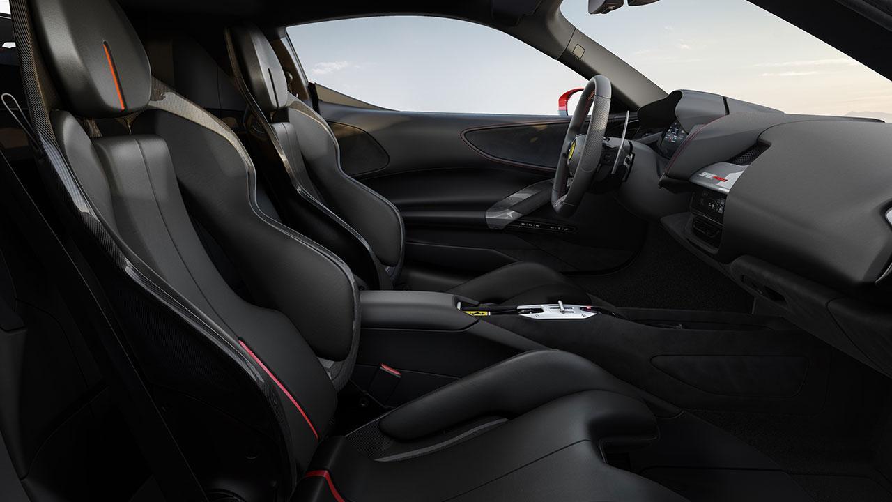 Ferrari SF90 Stradale - Cockpit