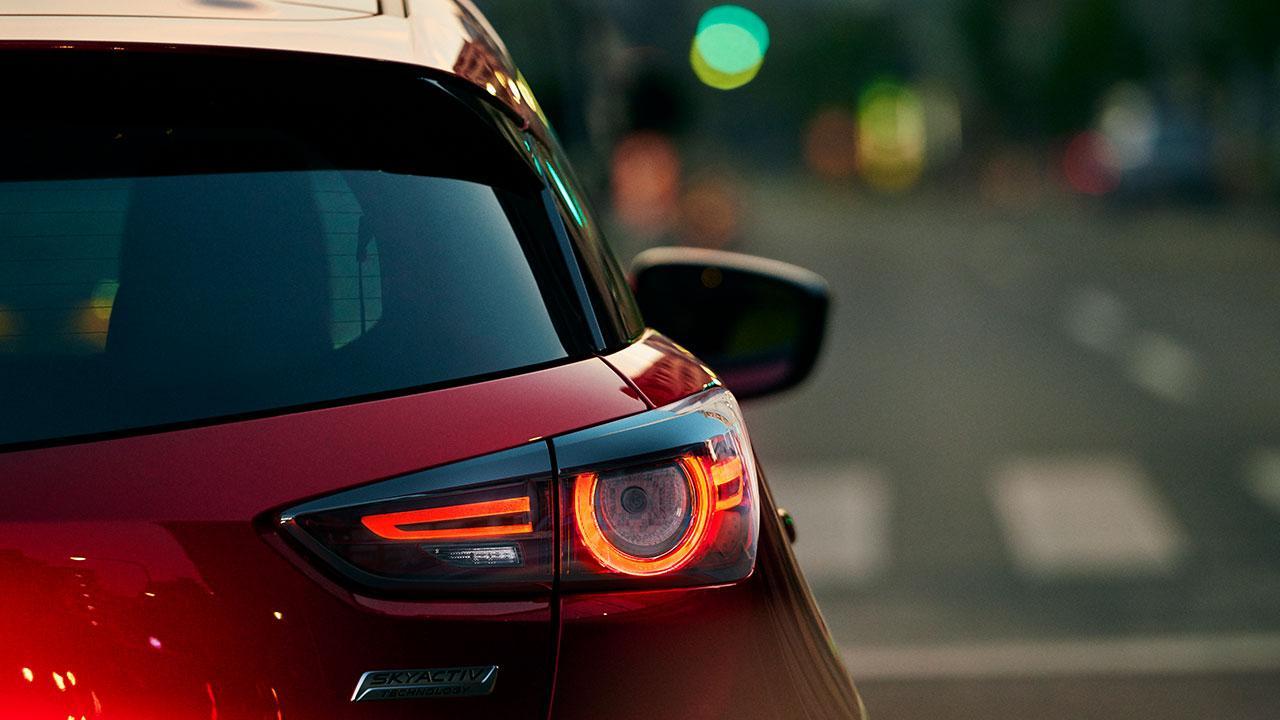 Mazda CX-3 - Heckansicht