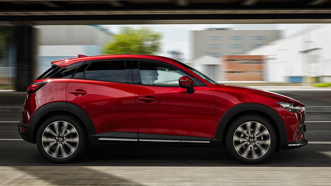 Mazda CX-3 - Seitenansicht