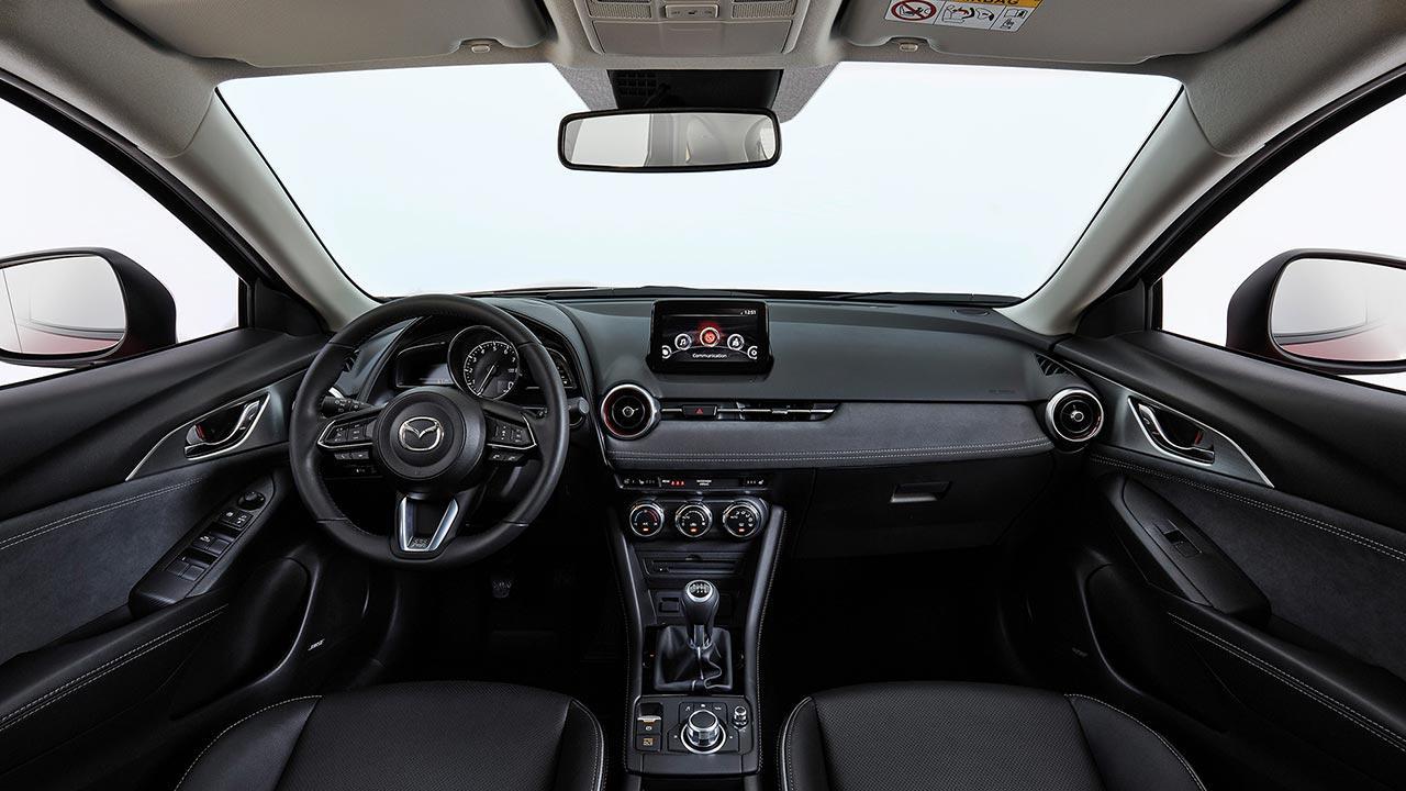 Mazda CX-3 - Cockpit