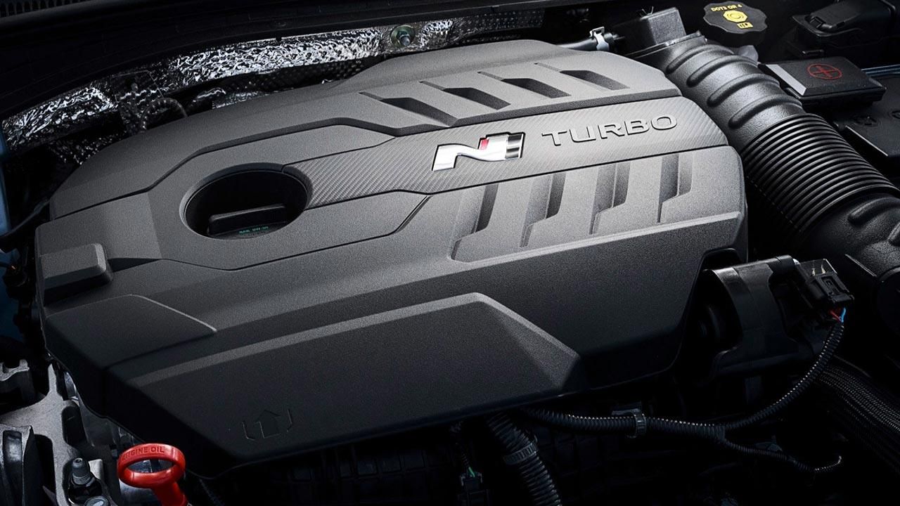 Hyundai i30 Fastback N - Motor