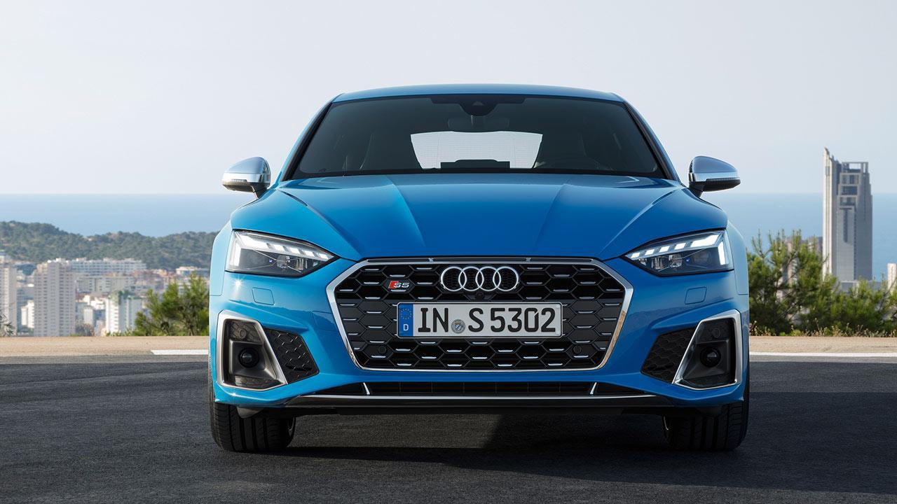 Audi S5 Sportback - Frontansicht