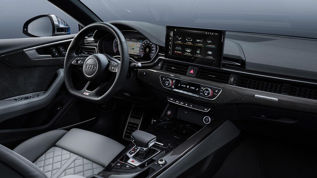 Audi S5 Sportback - Cockpit
