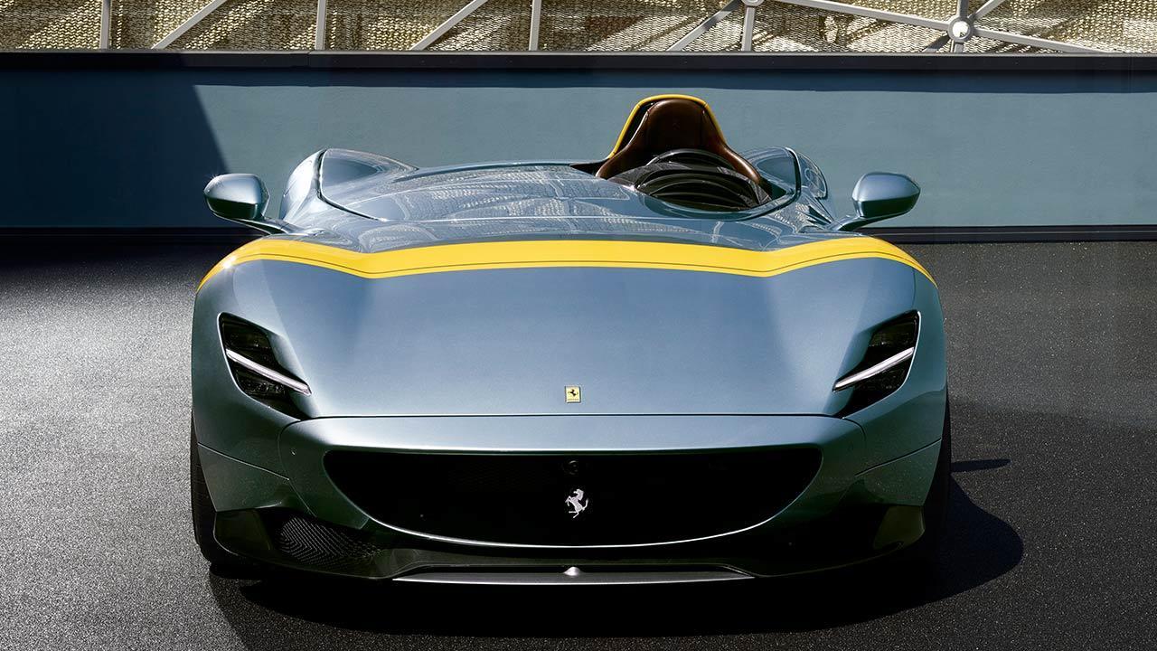 Ferrari Monza SP1 - Frontansicht